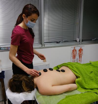 Denise Vuillermoz massaged 2 - 400x421